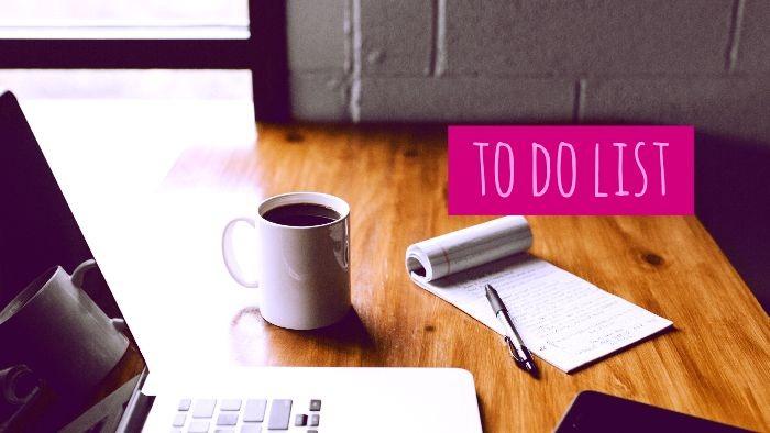 やる事リスト|ポジティブアフィリエイト生活