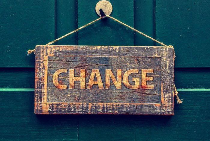 自分の限界に挑戦 change